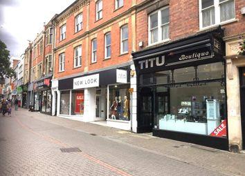 Thumbnail Retail premises for sale in Kettering NN16, UK