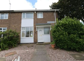 Thumbnail 2 bedroom terraced house for sale in Caernarvon Way, Denton, Manchester