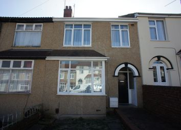 Thumbnail 3 bed terraced house to rent in Norley Road, Horfield, Bristol