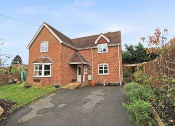 Thumbnail 3 bed detached house for sale in Chapel Lane, Nomansland, Salisbury
