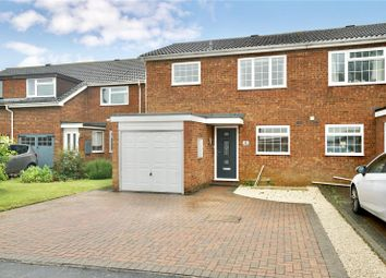 Thumbnail 3 bed semi-detached house for sale in Lowry Road, Eaton Ford, St. Neots