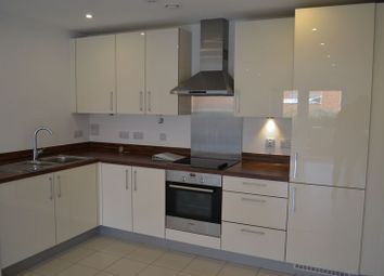 Thumbnail 2 bedroom flat to rent in John Thornycroft Road, Centenary Quay, Woolston, Southampton