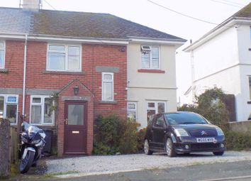 Thumbnail 3 bed detached house to rent in Birchland Road, Sparkwell, Plymouth