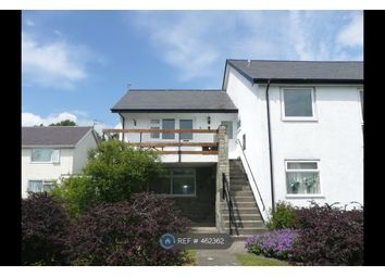 Thumbnail 1 bed flat to rent in Ger Y Nant, Llanbedrog, Pwllheli