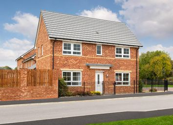 """3 bed detached house for sale in """"Ennerdale"""" at Woodcock Square, Mickleover, Derby DE3"""