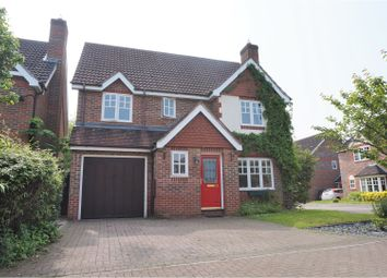 Thumbnail 4 bedroom detached house for sale in Mallard Way, Reading