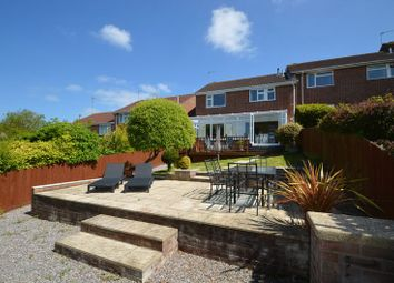 Thumbnail 4 bed semi-detached house for sale in Bridlebank Way, Weymouth