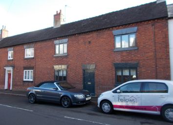 Thumbnail 3 bed cottage to rent in Main Street, Barton Under Needwood