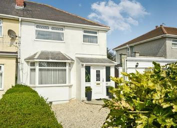 Thumbnail 3 bed semi-detached house for sale in London Road, Holyhead, Sir Ynys Mon, .