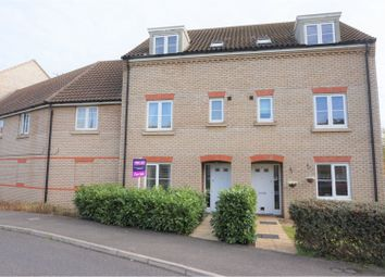 Thumbnail 4 bed terraced house for sale in Bruff Road, Ipswich