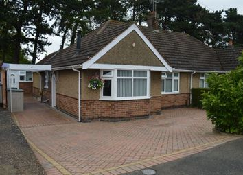Thumbnail 3 bed semi-detached bungalow for sale in Charnwood Avenue, Westone, Northampton