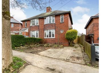 Hollythorpe Rise, Sheffield S8. 3 bed semi-detached house for sale
