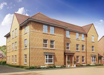 "Thumbnail 1 bed flat for sale in ""Madison"" at Huntingdon Road, Thrapston, Kettering"