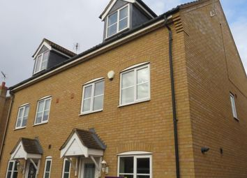 Thumbnail 4 bed property to rent in Wick Road, Hampton Hargate, Peterborough
