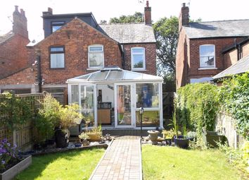 Thumbnail 2 bed semi-detached house for sale in Crewe Green Avenue, Haslington, Crewe