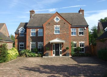 Thumbnail 4 bedroom detached house for sale in Passalewe Lane, Wavendon Gate