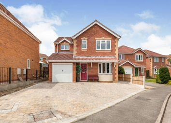 Thumbnail Detached house for sale in Balmoral Close, Heanor