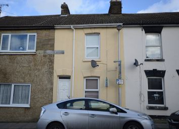 Thumbnail 2 bed terraced house for sale in Saunders Street, Gillingham, Kent