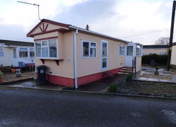 Thumbnail 1 bedroom mobile/park home for sale in Hutton Park, Hutton Moor Lane, West Wick, Weston-Super-Mare