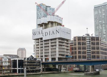 Thumbnail 1 bed flat for sale in The Wardian, Canary Wharf