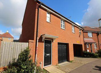 Thumbnail 2 bedroom flat for sale in Ullswater, Carlton Colville, Lowestoft