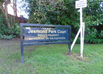Thumbnail 2 bedroom flat for sale in Jesmond Park Court, High Heaton, Newcastle Upon Tyne