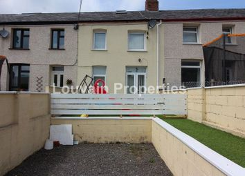 Thumbnail 3 bed terraced house for sale in Pritchard Terrace, Phillipstown, New Tredegar