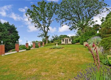 Thumbnail 4 bed detached house for sale in Luccombe Cliff, Luccombe, Shanklin, Isle Of Wight
