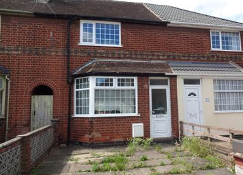 Thumbnail 3 bed town house for sale in Rotherby Avenue, Off Catherine Street, Leicester