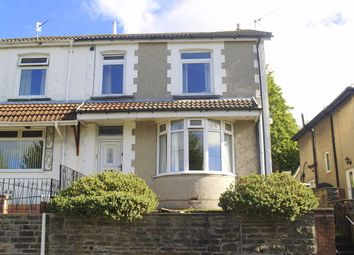 Thumbnail 3 bed terraced house to rent in High Street, Trelewis