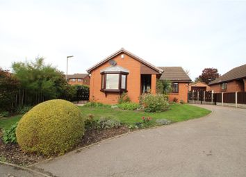 Thumbnail 3 bed bungalow for sale in Brockadale Avenue, Pontefract, West Yorkshire