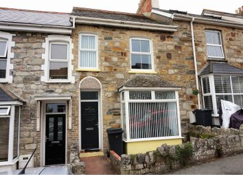 Thumbnail 3 bed town house for sale in St. Johns Road, Newquay