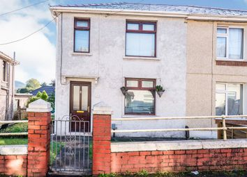 2 bed semi-detached house for sale in East Street, Goytre, Port Talbot SA13