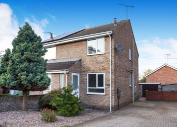 Thumbnail 2 bed semi-detached house for sale in Mill Gate, Ackworth, Pontefract