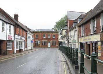 Thumbnail 2 bed flat for sale in Bridge Street, Fordingbridge