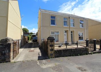 Thumbnail 3 bed semi-detached house for sale in Swansea Road, Pontlliw, Swansea