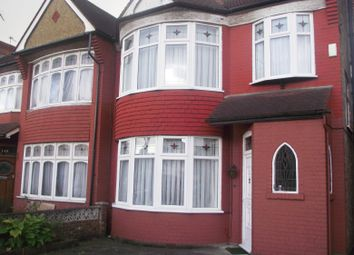 Thumbnail 3 bedroom semi-detached house to rent in Hedge Lane, Palmers Green