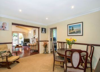 Thumbnail 4 bed bungalow for sale in West Way, Broadstone