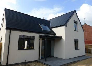 Thumbnail 3 bed detached house for sale in Town Road, Quarrington, Sleaford