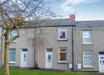Thumbnail 2 bedroom terraced house to rent in Forth Street, Chopwell, Newcastle Upon Tyne