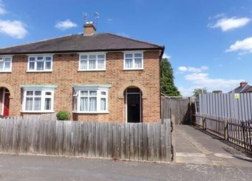Thumbnail 3 bedroom semi-detached house for sale in Alderleigh Road, Glen Parva, Leicester, Leicestershire