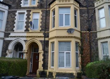 Thumbnail 2 bedroom flat to rent in 23, Glynrhondda Street, Cathays, Cardiff, South Wales
