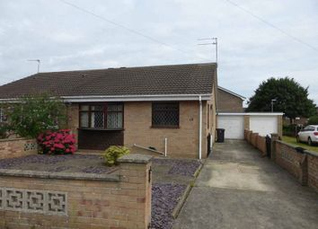 Thumbnail 2 bed semi-detached bungalow for sale in Sparrow Close, Bradwell, Great Yarmouth