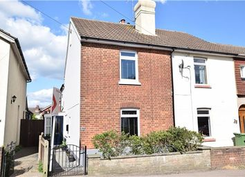 Thumbnail 2 bed end terrace house for sale in High Brooms Road, Tunbridge Wells