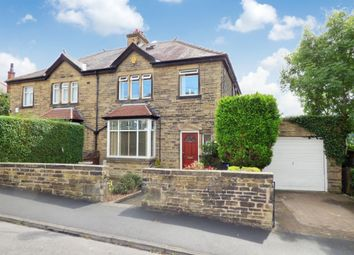 Thumbnail 4 bedroom semi-detached house for sale in Fyfe Grove, Baildon, Shipley