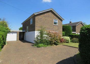 Thumbnail 4 bedroom detached house for sale in Marsh Lane, Hemingford Grey, Huntingdon