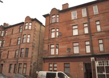 Thumbnail 2 bed flat to rent in Tulloch Street, Battlefield, Glasgow