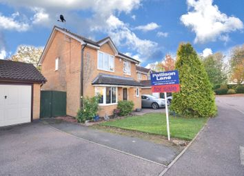 Thumbnail 3 bed detached house for sale in Eliot Close, Kettering