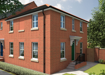 Thumbnail 1 bed town house for sale in The Newburgh, Eton Way, Boston