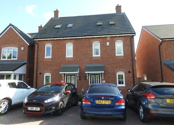 Thumbnail 3 Bed Semi Detached House For Sale In Bamburgh Drive Buckshaw Village